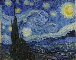 Van Gogh's The Starry Night,