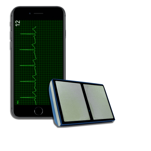 ECG on iPhone